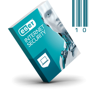 لایسنس 10 کاربره یک ساله ESET INTERNET SECURITY 13 اورجینال