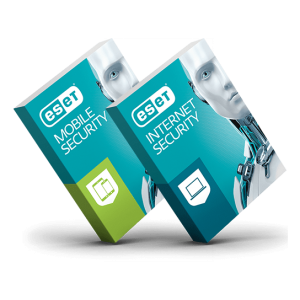 ESET INTERNET SECURITY + ESET MOBILE SECURITY